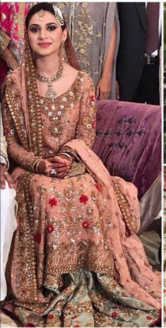 03469d8a36 Bunto Kazmi Pakistani couture | Pakistani couture | Bridal outfits ...