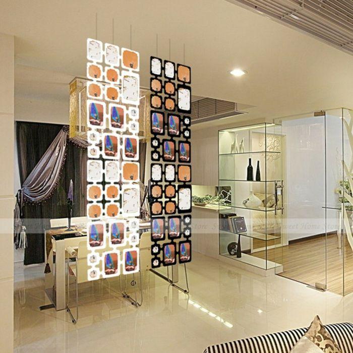 62 gelungene beispiele die f r einen raumtrenner sprechen raumteiler pinterest raumteiler. Black Bedroom Furniture Sets. Home Design Ideas