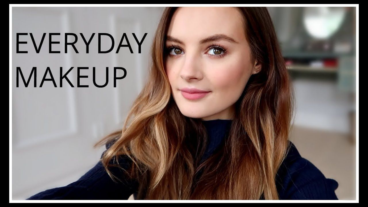 How I Wear My Makeup Everyday Niomi Smart Youtube Everyday Makeup Niomi Smart Everyday Makeup Routine