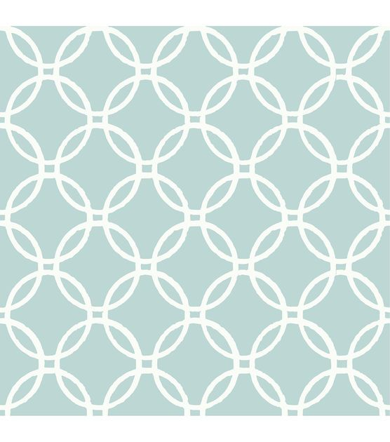 Wallpops Nuwallpaper Blue Links Peel And Stick Wallpaper Jo Ann Peel And Stick Wallpaper Vinyl Wallpaper Nuwallpaper