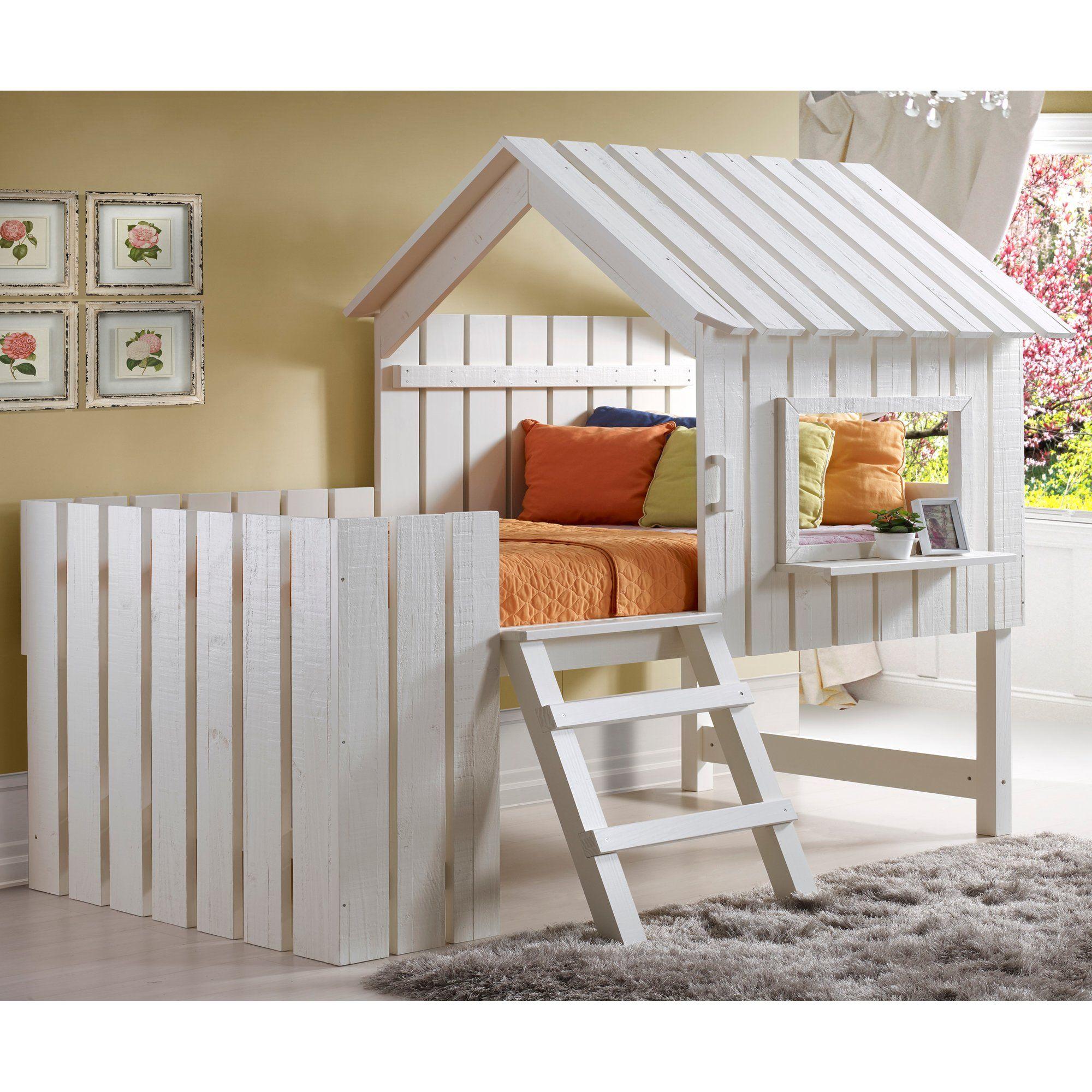 Kids low loft bed  Cabana Twin Low Loft Bed  Blasto  Pinterest  Low loft beds