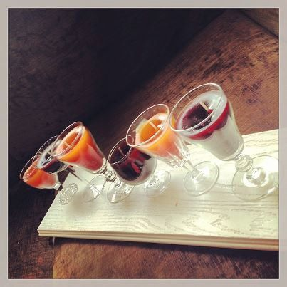 Mini Wine Glass Candles By Sweetangee On Etsy 5 00 With Images Wine Glass Candle Glass Candle
