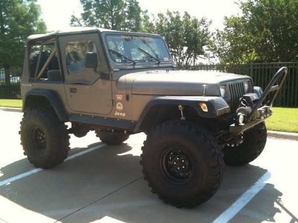 Sahara Jeep Yj Jeep Wrangler Jeep