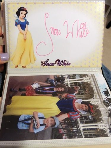 disney autograph books walt disney world pinterest autograph
