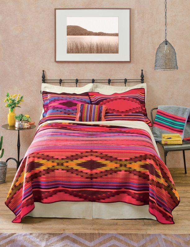 Best Pendleton Bright River Bed Set Bed For Girls Room 400 x 300