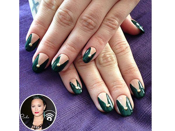 Demi Lovato S Nail Art Kits I M Not Going To Follow Any Rules