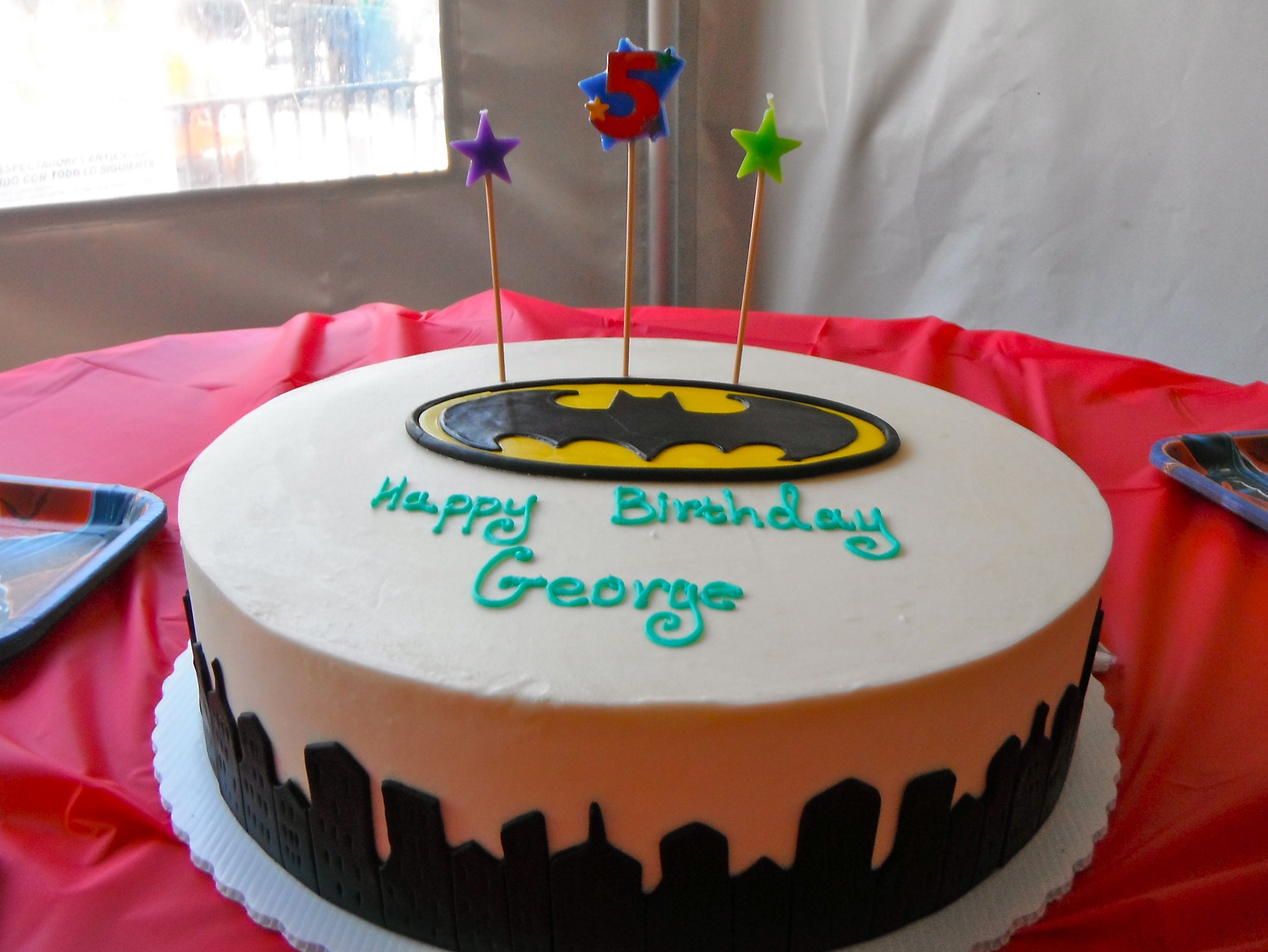Fantastic Kids Birthday Cake Ideas Batman Birthday Cake B Lee Events Nyc Funny Birthday Cards Online Aboleapandamsfinfo