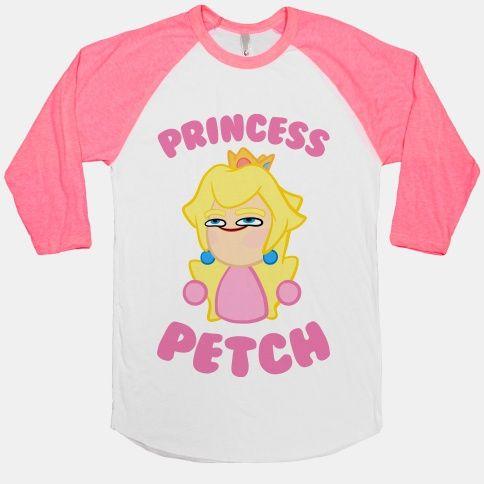 b3a06d8c6 Princess Petch #princess #peach #petch #funny #basic #tshirt #meme #gamer  #videogame #supermario