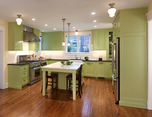 Love the way the lighting is done and the green cabinets ~ Urban FourSquare ~ Moore & Love the way the lighting is done and the green cabinets ~ Urban ... azcodes.com