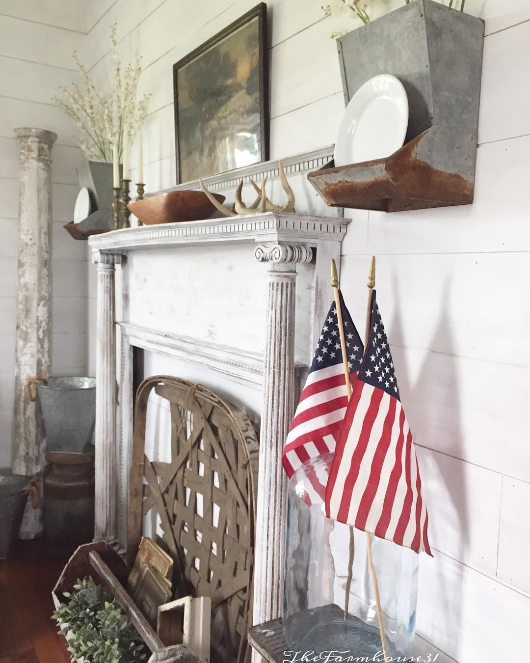 Farmhouse Americana