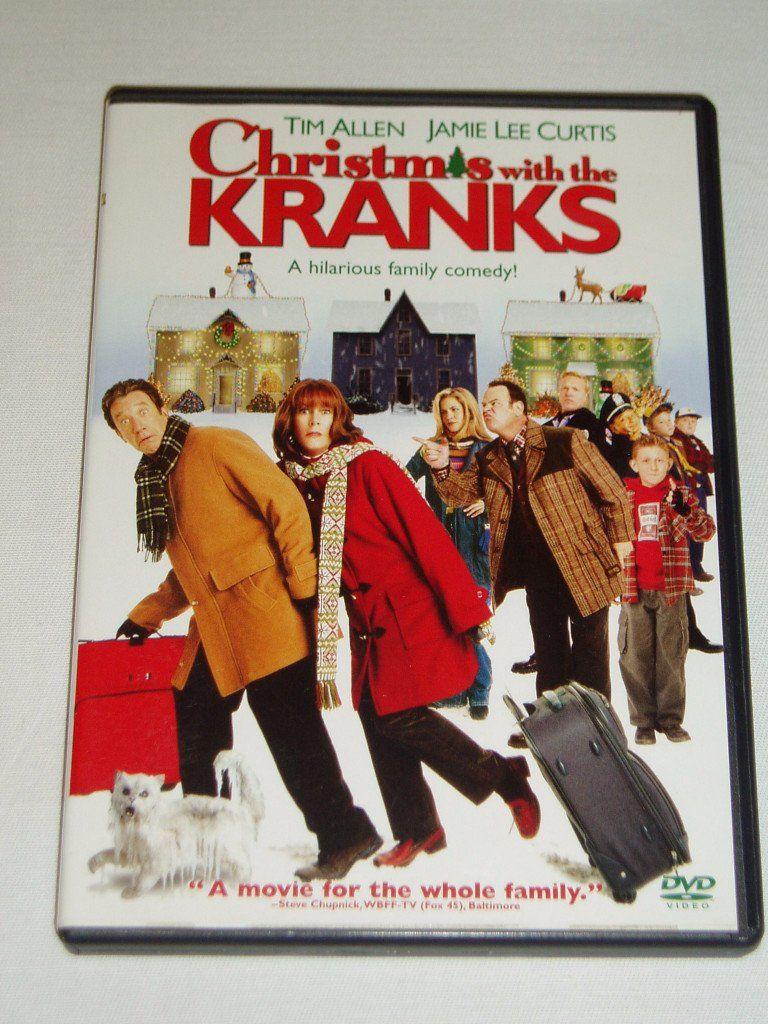 Christmas With The Kranks Dvd.Christmas With The Kranks Dvd In 2019 Christmas With The