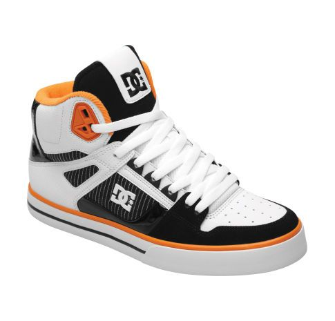 Mens Spartan High Wc Shoes Dc Shoes Top Shoes For Men Dc Shoes Dc Skate Shoes