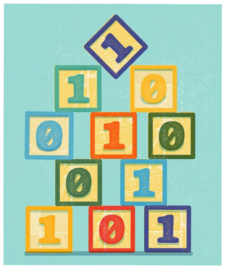 toys that teach the basics of coding with images on wall street journal crossword id=55947