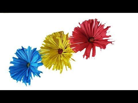 Origami flower very easy simple paper flower tutorial crepe origami flower very easy simple paper flower tutorial crepe paper fl mightylinksfo