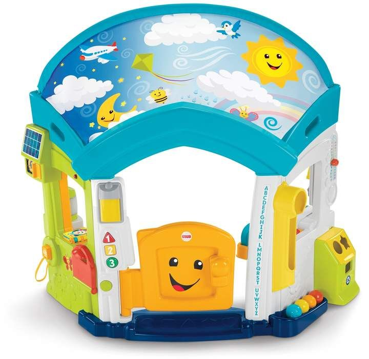 Fisherprice laugh learn smart learning home fisher