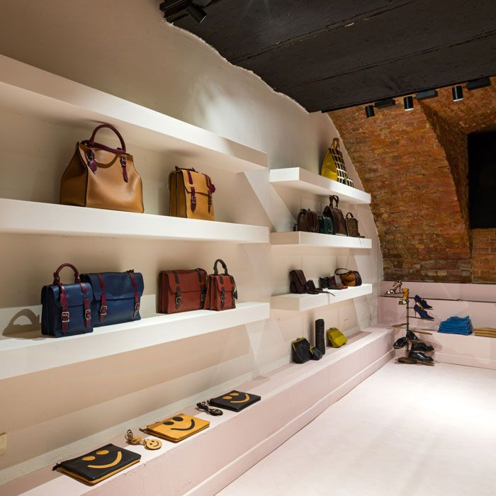 Concept Store Milaura Milano Dress Code Concept Store Designer Outfits Woman Store Interior
