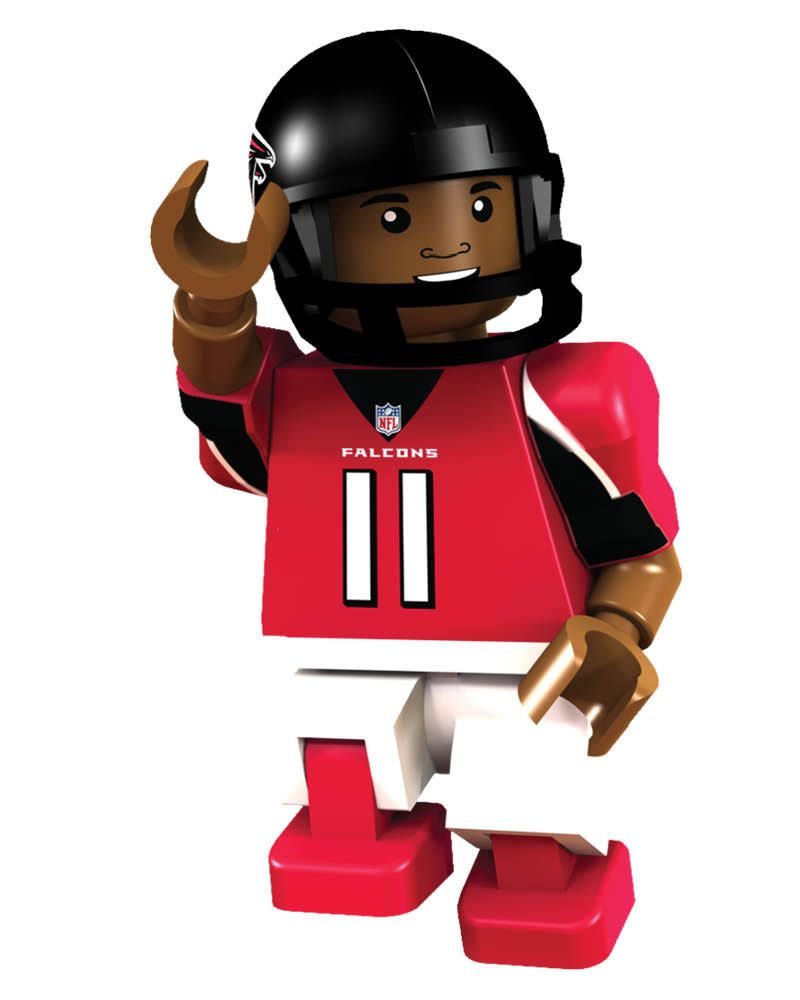 Falcons Julio Jones Minifigure Nfl Texans Texans Houston Texans