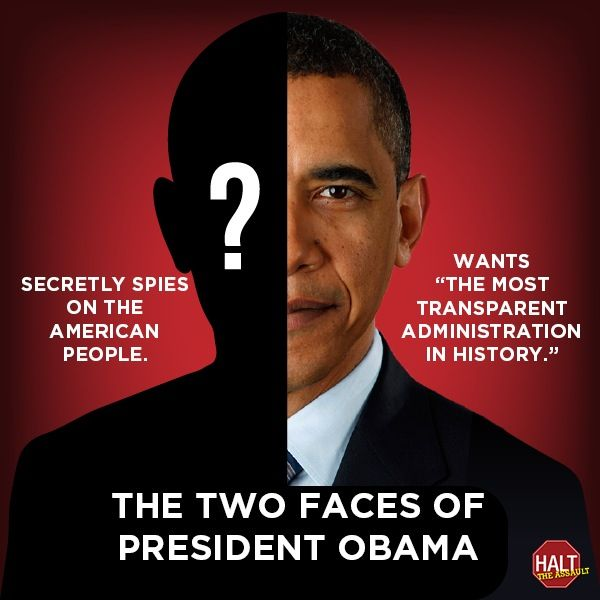 The Two Faces Of Obama Policestate Then Comes Dictatorship