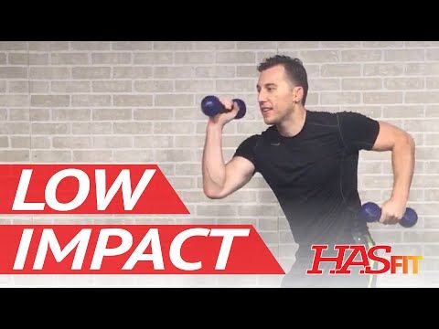 20 min low impact cardio workout for beginners  beginner