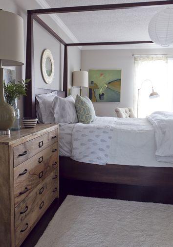 Warm Eclectic Bedroom Rooms To Rest In Pinterest Bedrooms Dresser And Master Bedroom