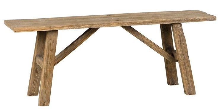 Leenbakker Slaapkamer Meuble : Leenbakker houten bank ideeën voor thuis