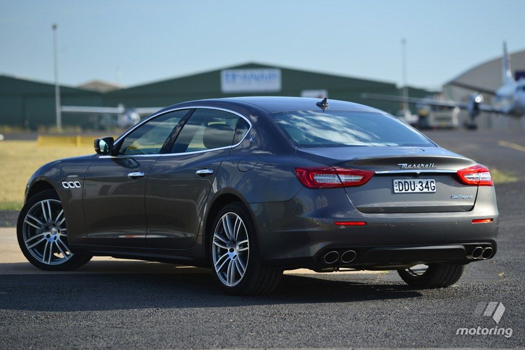 Maserati Quattroporte VII Diesel (2016-2019)