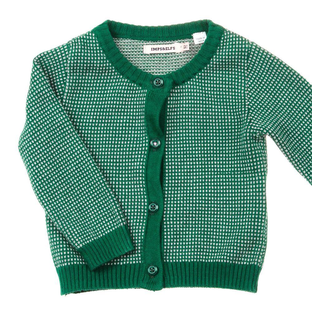 Vest Kinderkleding.Imps En Elfs Voor Meisjes Groene Vest Kinderkleding