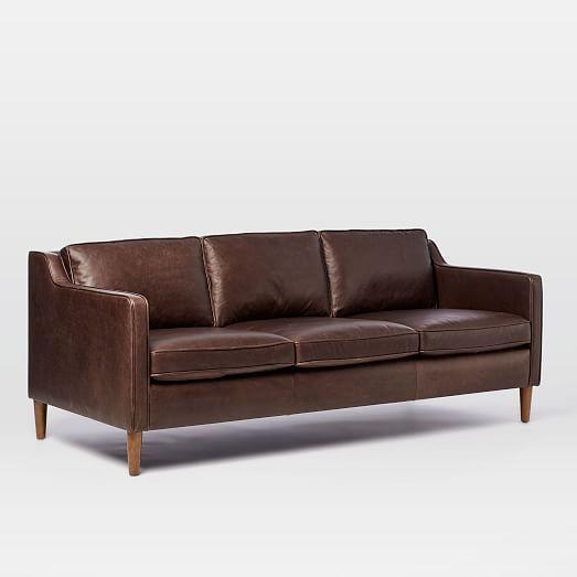 Chesterfield Sofa Hamilton Seater Leather Sofa Leather Mocha