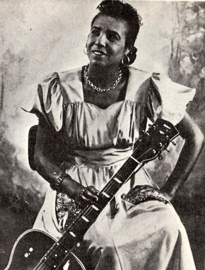 "Lizzie Douglas, known as Memphis Minnie, was a blues guitarist, vocalist, and songwriter whose recording career lasted from the 1920s to the 1950s. She recorded around 200 songs, some of the best known being ""Bumble Bee"", ""Nothing in Rambling"", and ""Me and My Chauffeur Blues"". Her performances and songwriting made her well known in a genre dominated mostly by men."