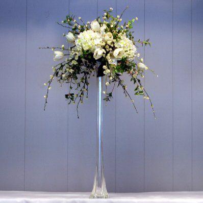 Large Flower Arrangement For Calla Lily In Eiffel Tower Vase Website Designed At Homestead