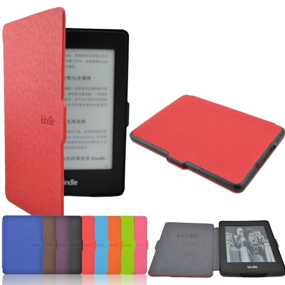 $6 87 AUD - Pattern Pu Leather Cover Kindle Paperwhite Case