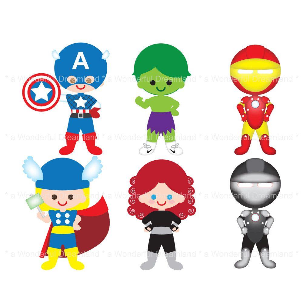 Avengers Kids Cartoon