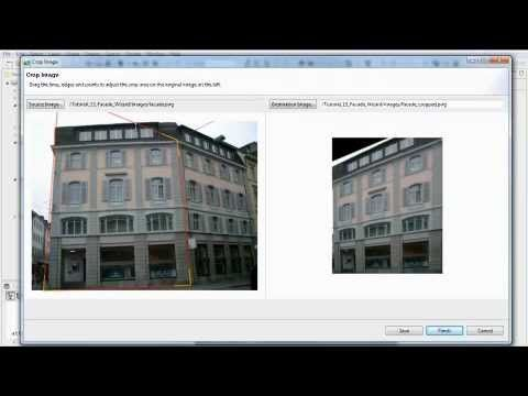 13 CityEngine Tutorial: Facade Wizard --- This video shows the