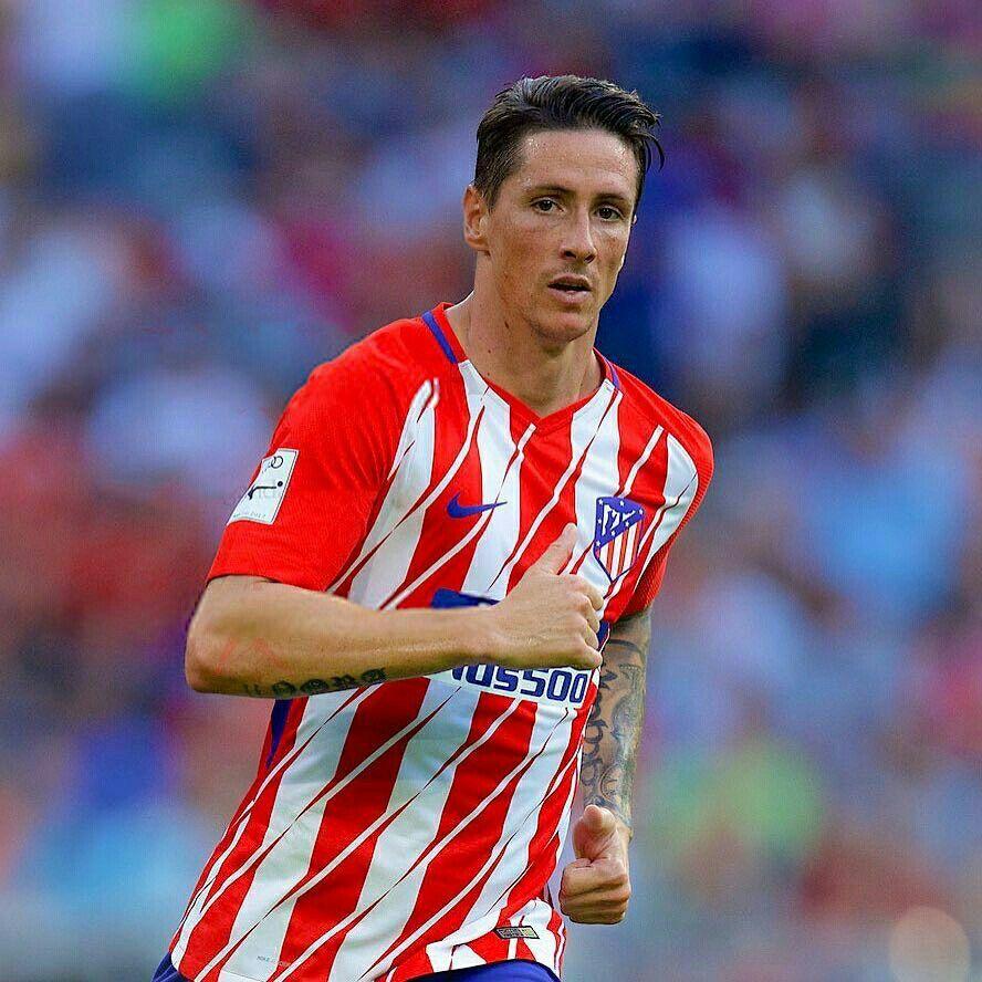 Fernando Torres Atlético Madrid FERNANDO TORRES