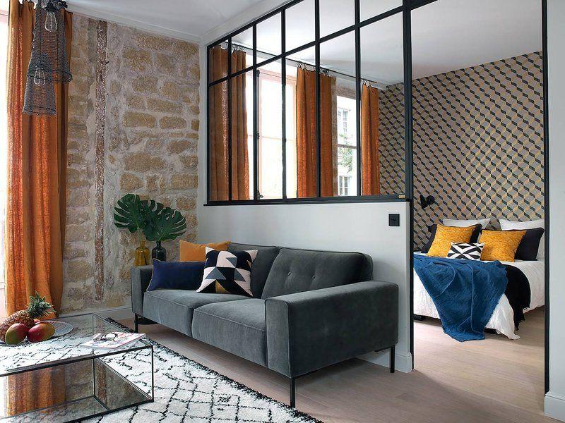 un piso de 45m2 con aires de loft loft pisos y loft peque o