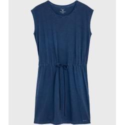 GANT Kurzes Kleid für Frauen Blau