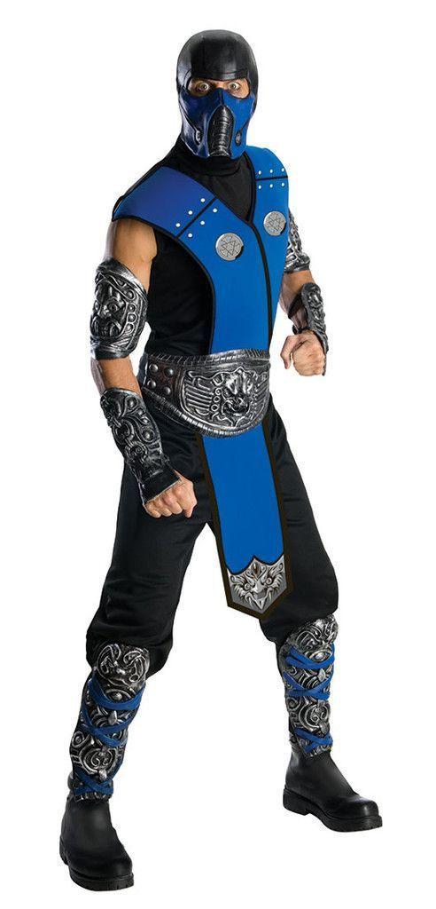Pin on Mortal Kombat Costumes
