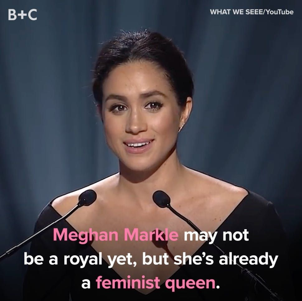 We just cant get enough of Meghan Markle