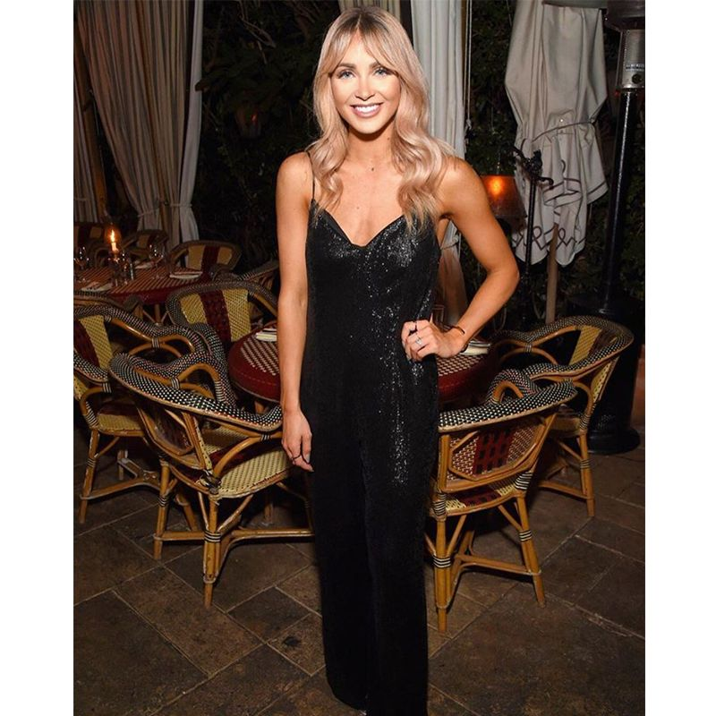 de371ce8f0c Why Sleek Jumpsuits Are The Modern Girl s Night-Out Staple