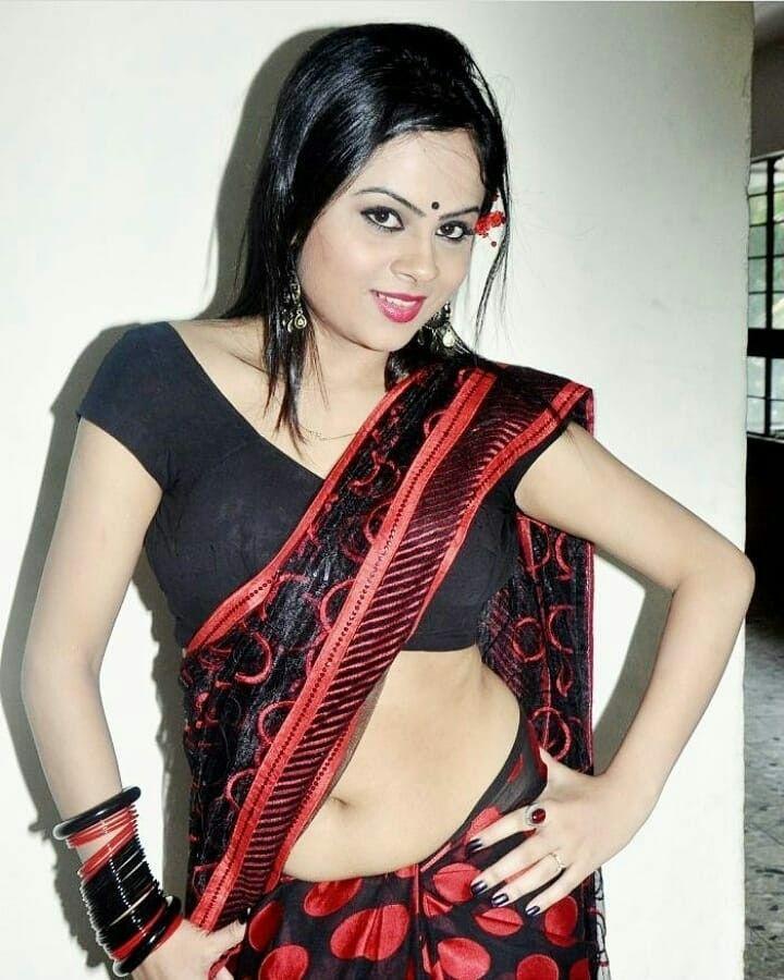 photos HD bhabhi Indian saree