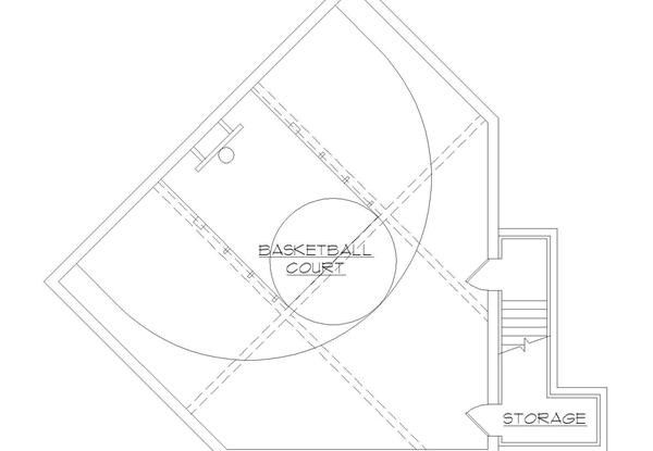 Floor Plan 135 1036 Court Level With Basketball Court Indoor Basketball Indoor Basketball Court Basketball Court Flooring
