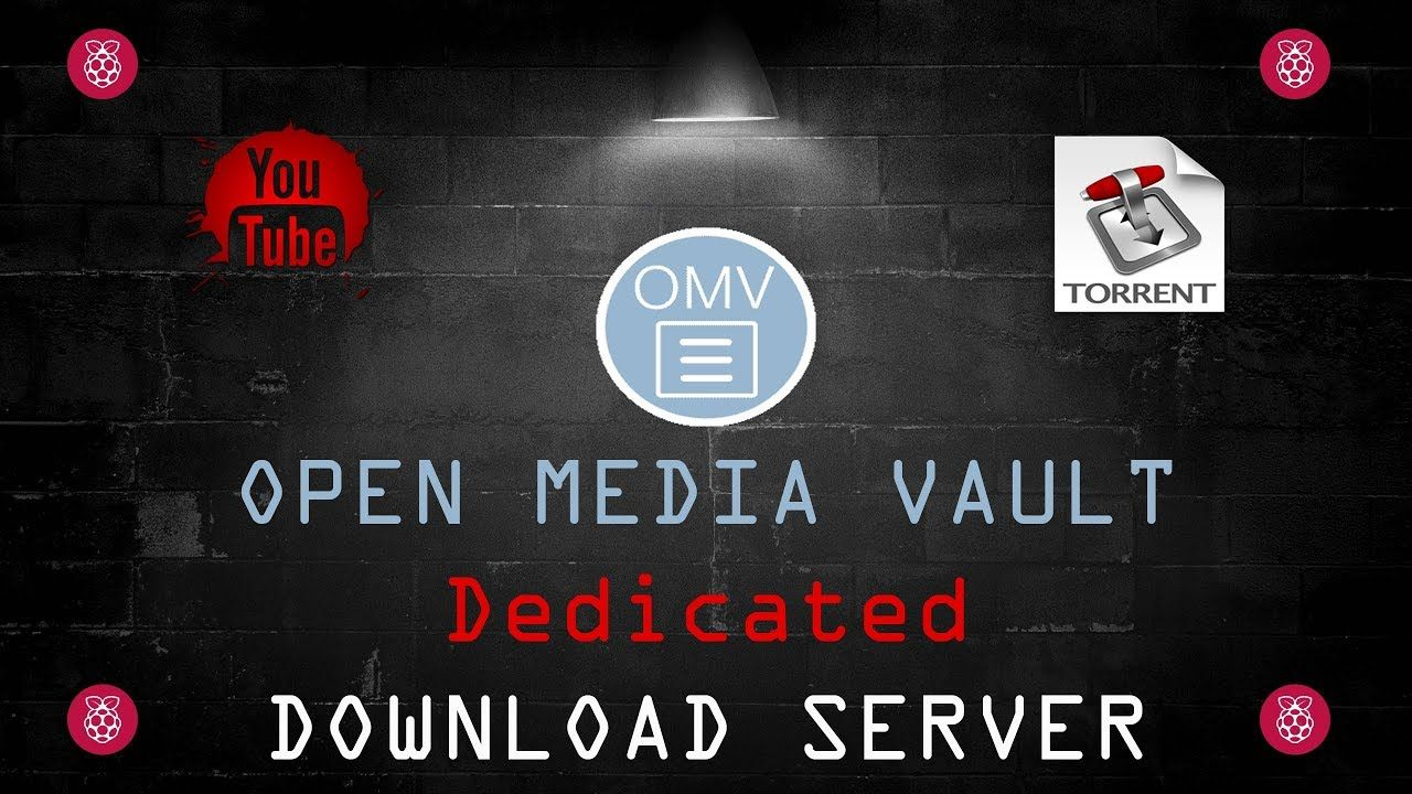 openmediavault as dedicated download server on raspberry pi