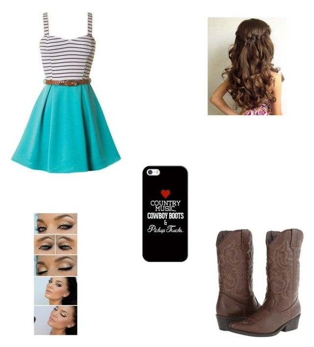 """""""Untitled #53"""" by yasmin-brooke219 ❤ liked on Polyvore featuring Madden Girl and Casetify"""