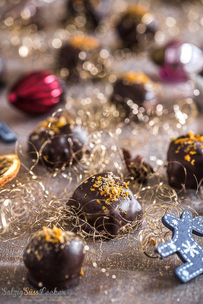 Weihnachtspralinen – ein sinnlicher Genuss