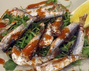 Sprats fish cooking recipes