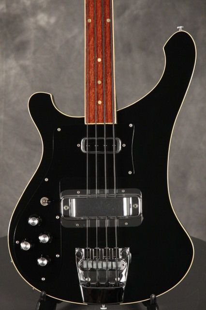 original 1979 rickenbacker 4001 left handed fretless bass lh fl jetglo rickenbacker 4001 bass. Black Bedroom Furniture Sets. Home Design Ideas