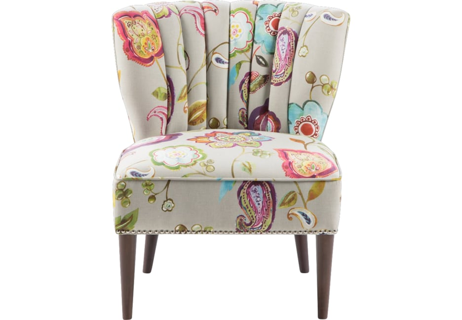 Hillmont Gray Accent Chair Accent Chairs Accent Chairs For