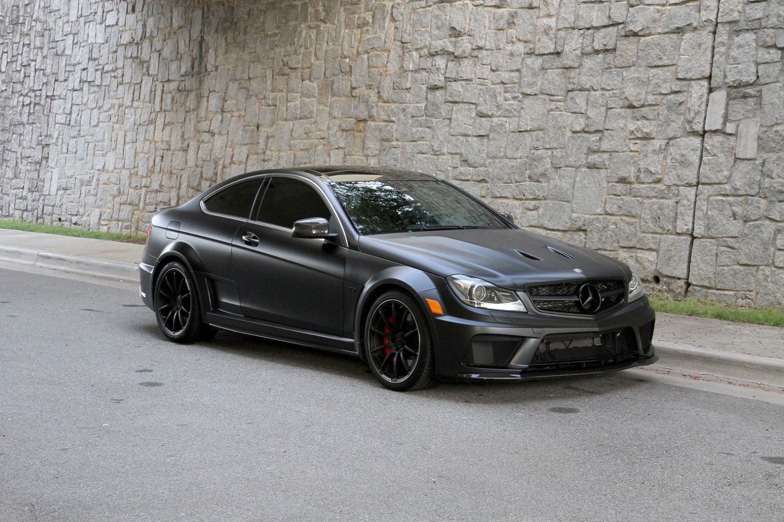 Awesome Great 2013 Mercedes Benz C Class C63 Amg Black Series 2013