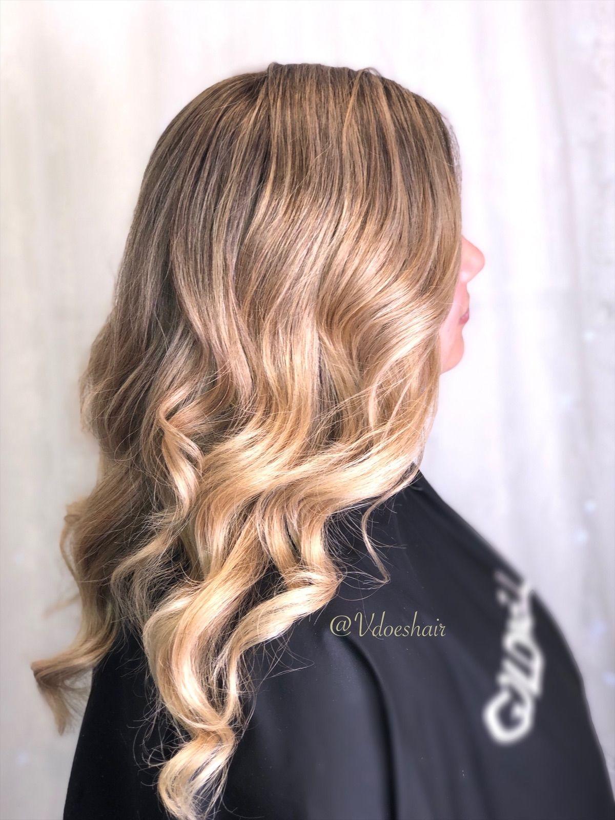 Warm Blonde Blonde Hair Color Blonde Highlights Long Blonde Hair
