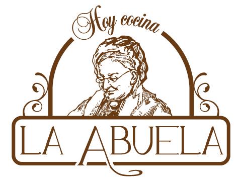 nuestro logotipo restaurante hoy cocina la abuela